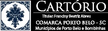 Logo Cartório Porto Belo